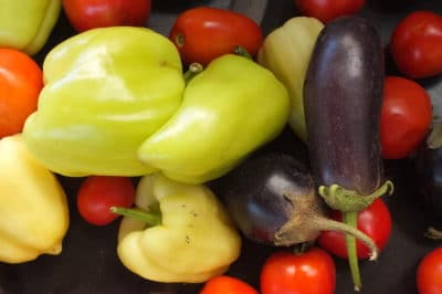 family-matters-eggplant-tomatoes-potatoes-green-peppers
